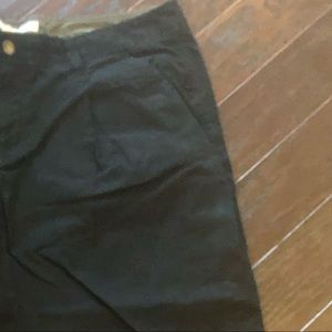 Old Navy Pants - Women's OLD NAVY Black Cuff Capris